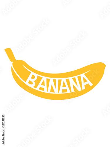 Gelb Text Banana Logo Obst Banane Lecker Gesund Essen Bananenschale Krumm Clipart Cartoon Comic Design Buy This Stock Illustration And Explore Similar Illustrations At Adobe Stock Adobe Stock