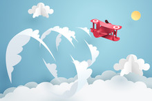 Above The Clouds, Paper Art Of...