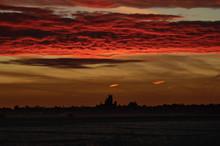 Dawn Over Ely, 3rd November2018