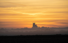 Dawn Over Ely, 29th September 2018