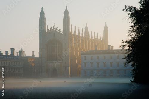 Photographie The Backs, Cambridge