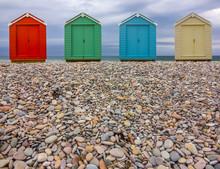Pebble Beach Huts