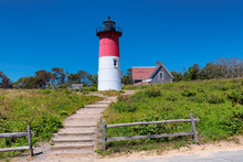 Cape Cod Lighthouse. Nauset Be...
