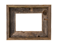 8x10 Rustic Recycled Wood Pict...