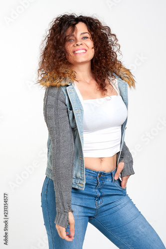 Fotografie, Obraz  Body positive concept