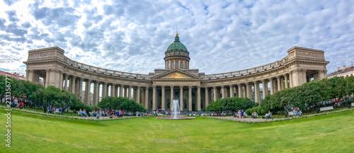 Fotografia, Obraz  Kazan (Kazansky) Cathedral on Nevsky prospect, St
