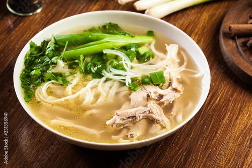 Pho Ga - chicken noodle soup