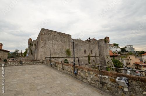 Foto  Il castello di La Spezia, Liguria - Italia