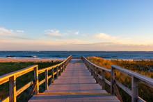 Walkway To Crains Beach