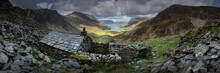 Panorama Of Warnscale Bothy Ab...