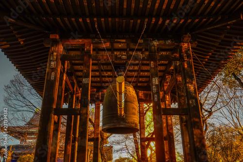 Fotografie, Obraz  除夜の鐘のイメージ