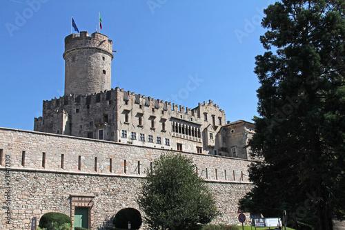 Foto  il Castello del Buonconsiglio, Trento