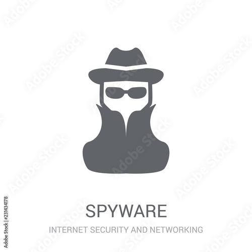 Fotografía  Spyware icon