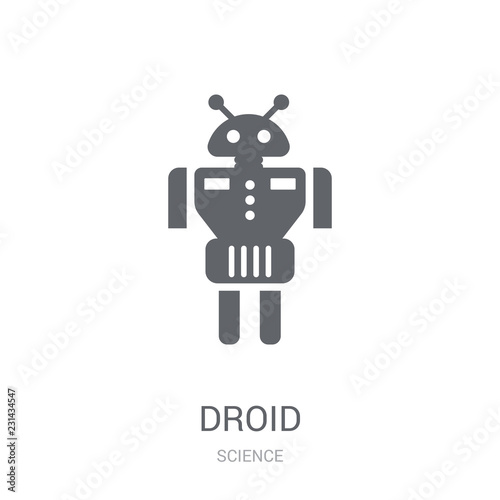 Cuadros en Lienzo Droid icon