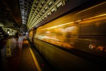 ワシントンDCの地下鉄