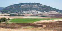 A Panorama Of Mt Tabor Har Tav...