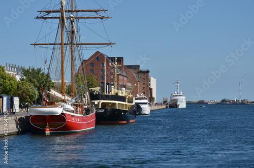 Fotografie, Obraz  porto danese