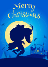 Merry Christmas! Scary Illustr...
