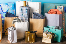 Shopping Bags, Sales