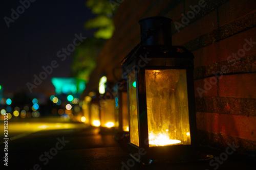 街灯イメージ