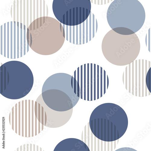 wektor-wzor-monotone-blue-and-beige-abstrakcyjne-tlo-z-okraglymi-kropkami-wymieszac-w-pasek-odswiezajaca-tekstura-koloru
