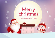Merry Christmas And Happy New ...