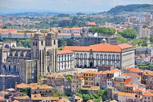Poster Algérie Porto, Portugal