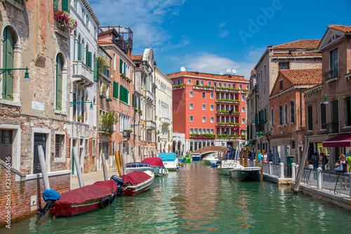 Fotografie, Obraz  grand canal in venice