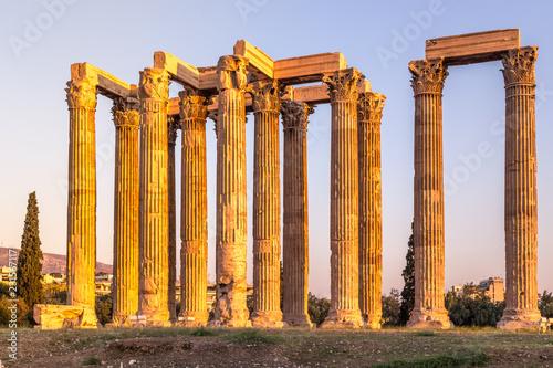 Photo  Temple of Olympian Zeus