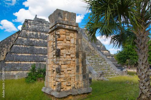 Fotomural Mexico, Chichen Itzá, Yucatán