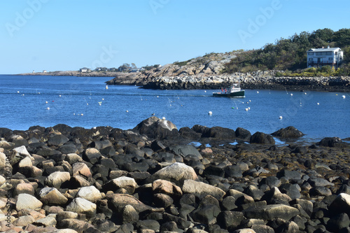 Photo Bearskin Neck jetty, Rockport Massachusetts, USA (5)