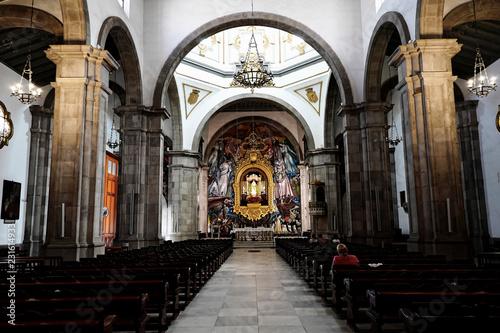 Obraz Basilika de Nuestra Senora, Candelaria, Teneriffa, Kanarische Inseln, Spanien, Europa - fototapety do salonu