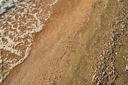 Image of a sandy beach.