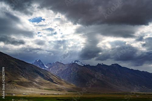 View from Leh ladkh