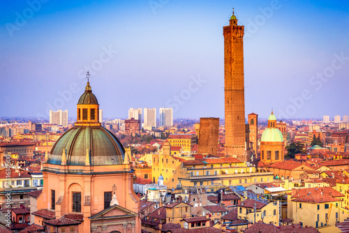 Fotografie, Obraz Bologna, Emilia-Romagna, Italy