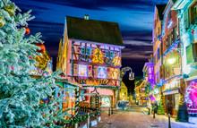 Colmar, Alsace, - Marche De No...
