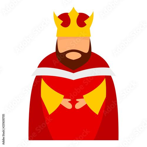 Photo Bethlehem king icon