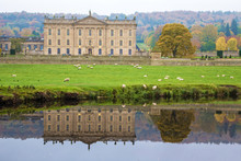 VIEWS OF THE CHATSWORTH ESTATE...