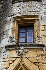 Fototapeta Fenêtre de château