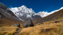 Himalayas Mountain Landscape I...