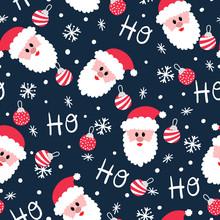 Jolly Santa Ho Ho Ho Christmas...