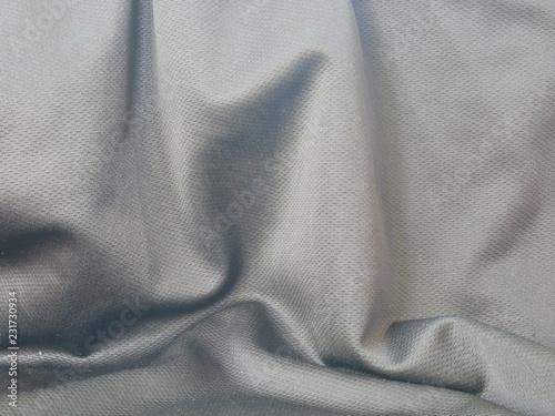 Fotobehang Stof gray silk cloth background,fabric texture