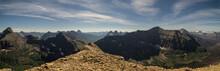 Summit Of Mt. Helen, Glacier N...