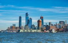 Cityscape Of New Skyscrapres I...