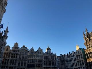 Fototapeta Grande Place, Bruxelles, Belgio