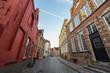 Historical centre of Bruges, Belgium