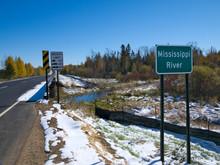 Mississippi River Flowing Nort...