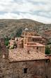 Village of Albarracin in the north of Spain