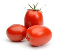 San Marzano Plum Tomatoes Isol...