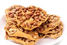 Rempeyek , Fried Cracker With ...